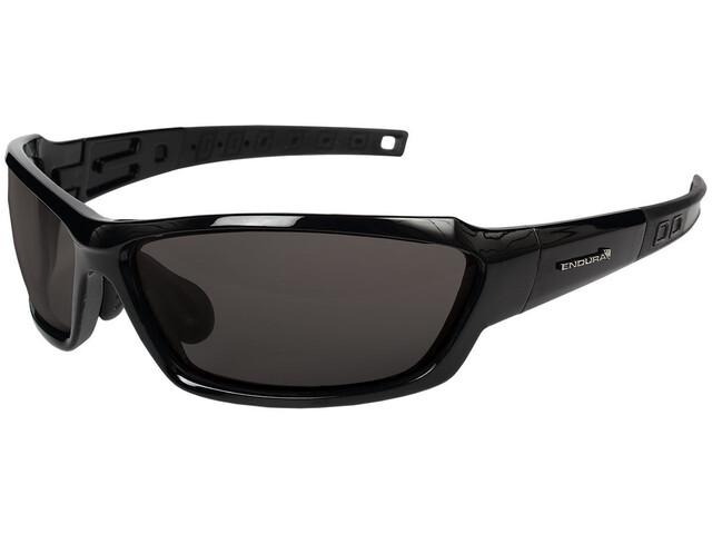 Endura Manta Fahrradbrille schwarz